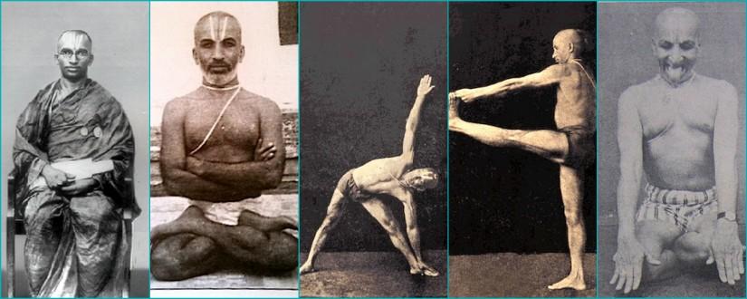 Krishnamacharya: the father of modern Yoga