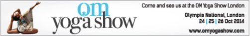Om Yoga Show Banner