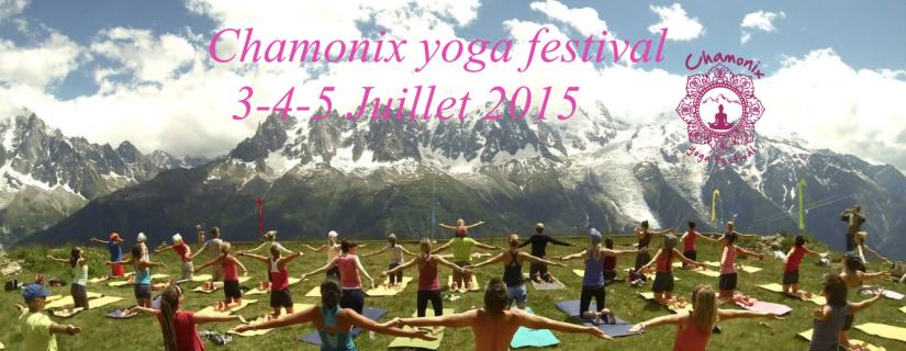 Chamonix Yoga Festival 2015